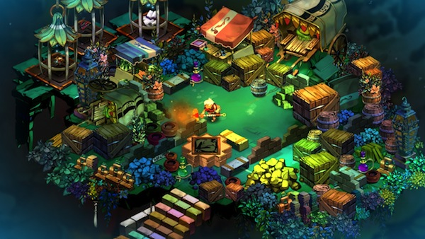 O mundo é bão, Sebastião Game Review - Bastion