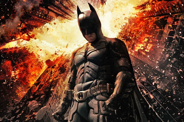 O que eu achei de Batman - The Dark Knight Rises crítica