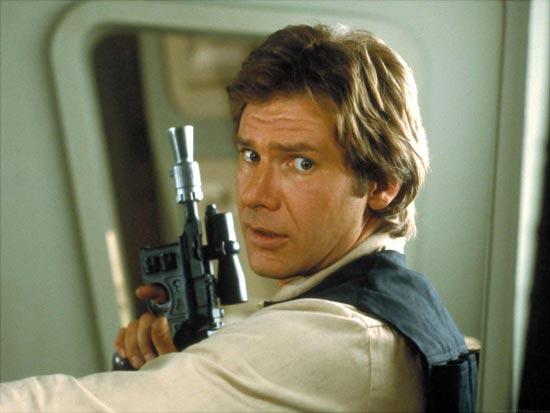 Parabéns Harrison Ford 13 de julho