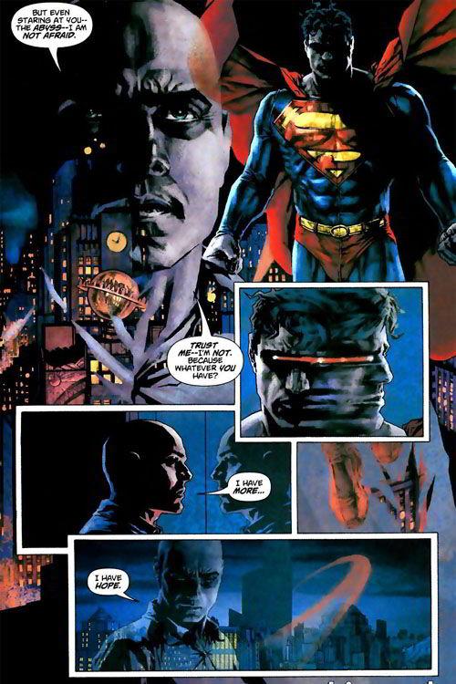 Resenha Nerd – Lex Luthor O Homem de Aço