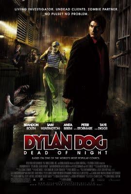 Você conhece - Dylan Dog cinema filme
