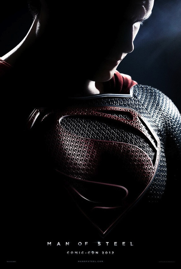 Superman - Man of Steel - Homem de aço