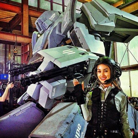 Kuratas - os robôs gigantes da vida real