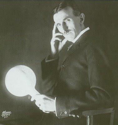 Nikola Tesla – Túnel do Tempo