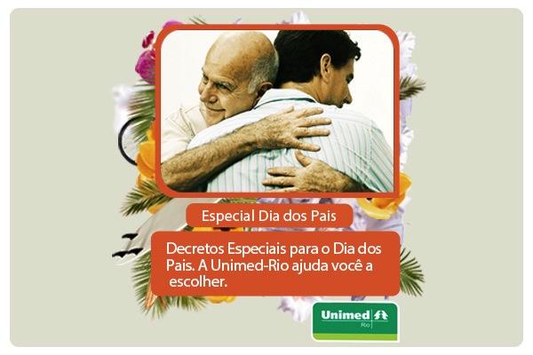 Padawan, decrete seu amor no Dia dos Pais Unimed RIO