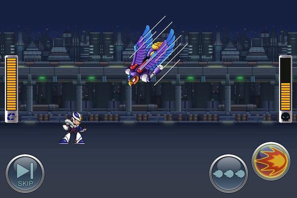 Social Game de Megaman