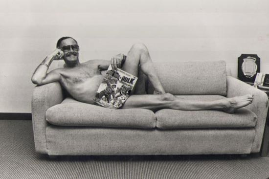 Stan Lee peladão