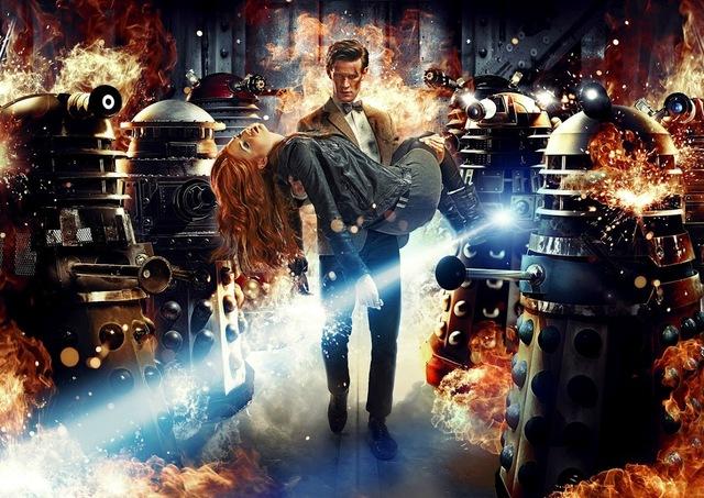 Trailer da Sétima Temporada de Doctor Who