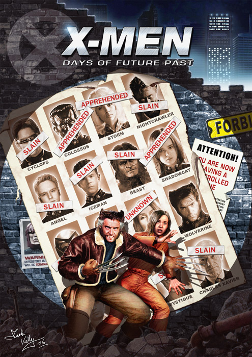 X-Men First Class 2 – Days of Future Past