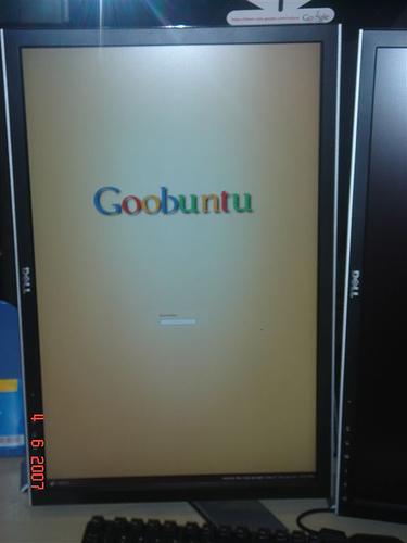 Goobuntu, o Linux do Google