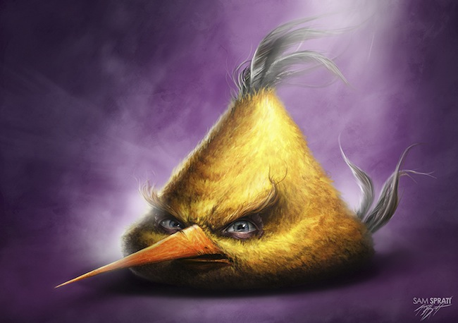 Angry Birds Bad Boys