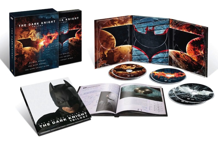 Caixa especial de The Dark Knight Rises - Eu quero
