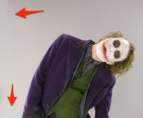 Fotos Heath Ledger como Coringa