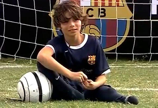 Gabriel-Muniz  futebol sem pé