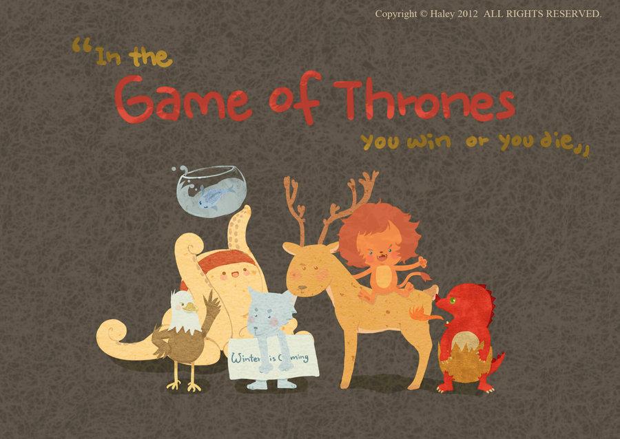 Game of Thrones para crianças