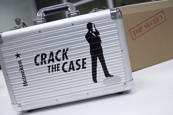 Crack de Case - 007 e Heineken