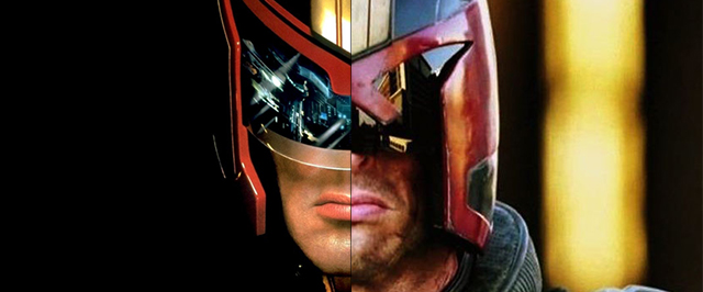 Novo Judge Dredd - Critica