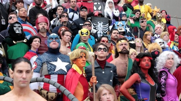 Marvel Comics Epic Cosplay Video
