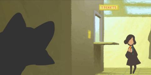 Metro – Uma animação pra te levar a caminhos inesperados