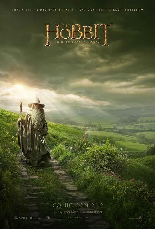 O Hobbit, uma jornada inesperada - 2º Trailer