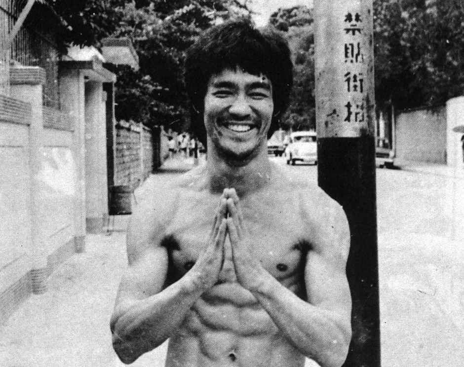 Seja com a água - Bruce Lee