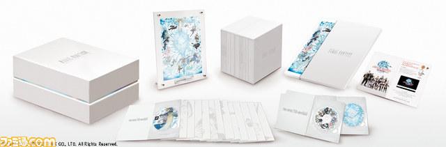 Square-Enix anuncia box comemorativo dos 25 anos de Final Fantasy