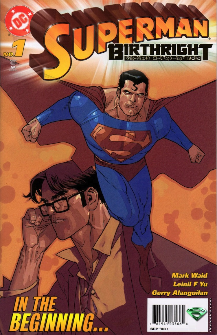 Superman O Legado das Estrelas Capa