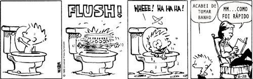 calvin-tomando-banho-na-privada
