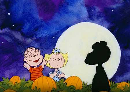 É a Grande Abóbora, Charlie Brown