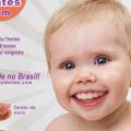 Dentadura para Bebês - Eu não quero a