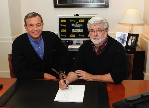 Disney compra LucasFilm por US$ 4 bilhões; Episódio VII virá em 2015