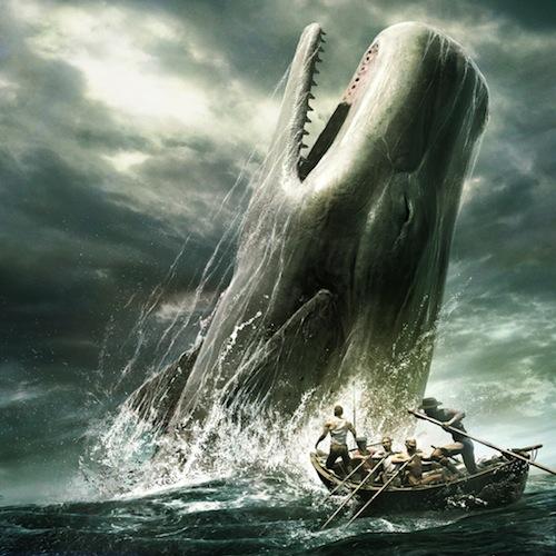 Moby Dick em 135 dias