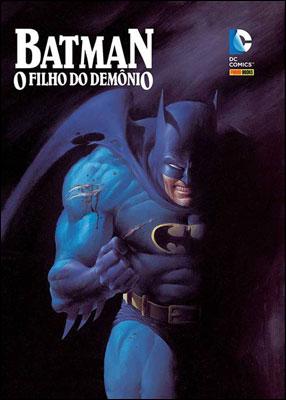Resenha Nerd - Batman O Filho do Demônio