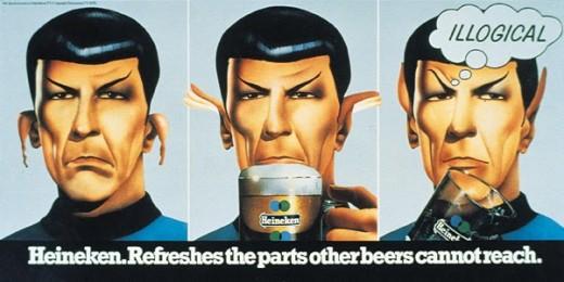 Spock e Heineken