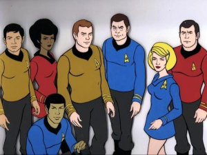 Star Trek The Animated Series personagens