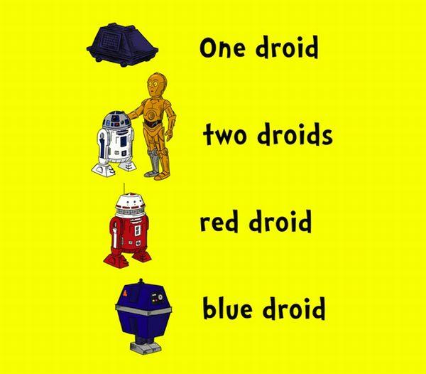 Star Wars Reads Day e o Dr Seuss