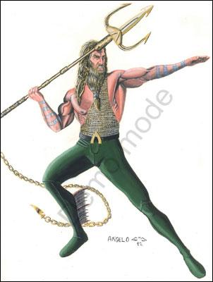"""Super Realismo – heróis visualmente mais plausíveis """"Aquaman"""""""