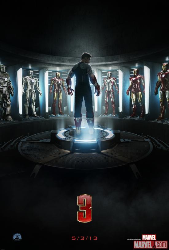 Trailer de Homem de Ferro 3