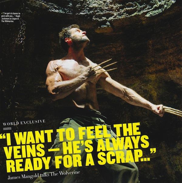 Wolverine - Teaser Poster 2