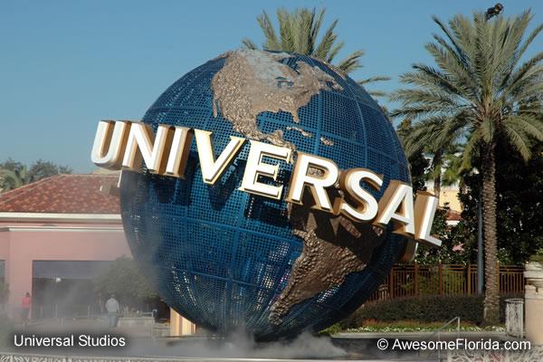 Logo do Universal Studios