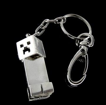 Chaveiro - Creeper - Minecraft - 1213