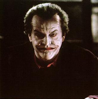 Como foi criado o Coringa do Jack Nicholson