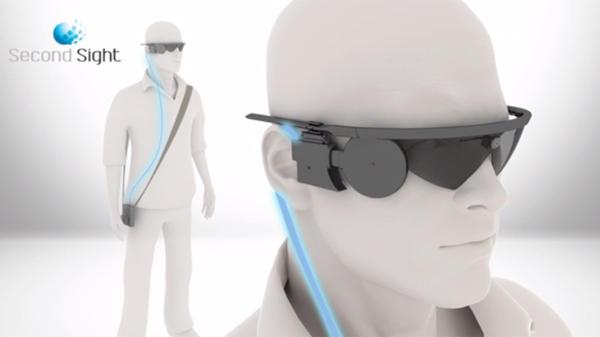 E foi criado o óculos do Geordi Laforge, de Star Trek - E viva a tecnologia