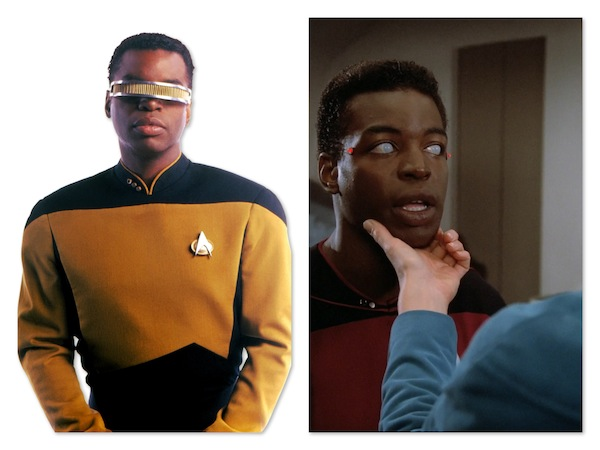 Geordi Laforge - Star Trek