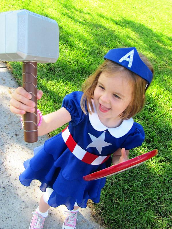Princess-Captain-America