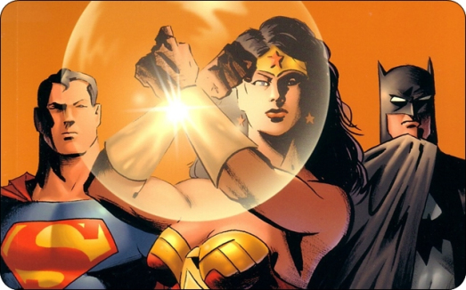 Resenha Nerd – Batman, Superman e Mulher-Maravilha Trindade