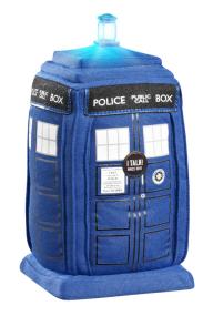 Enfeites de Natal para Deixar sua árvore de natal nerd - Tardis - Dr Who