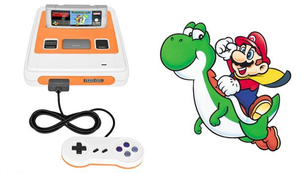 Vem aí um novo Super Nintendo