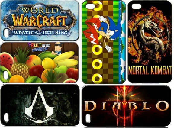 capinha iphone - videogame