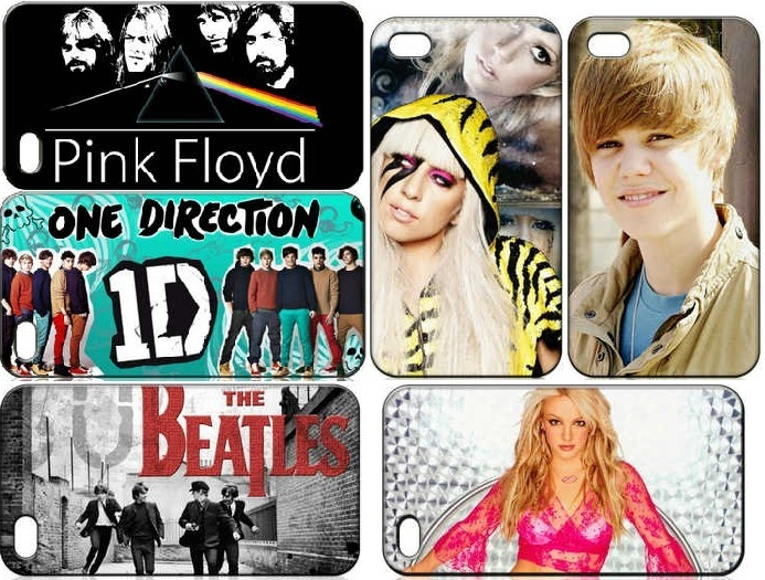 capinha iphone - musica